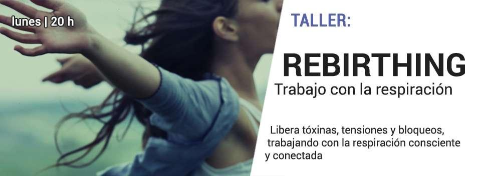NUEVO taller de REBIRTHING